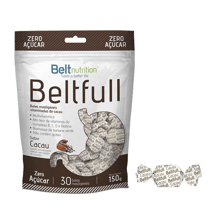 Belt Full 30 Balas Mastigáveis - Controle do Apetite