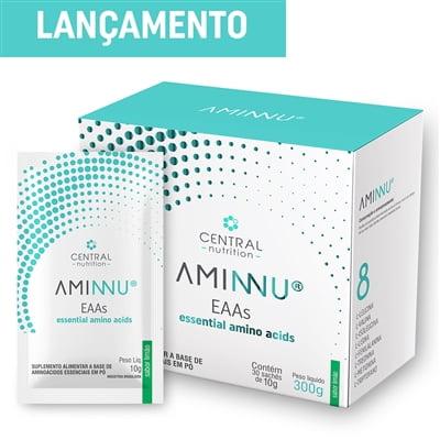 Amminu 10G caixa 30 sachês