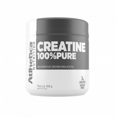 Creatina 100% Pure 300G - Athletica Nutrition