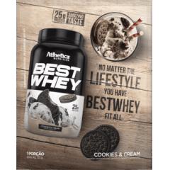 Best Whey Sachê 35g - 1 unidade - Atlhetica Nutrition
