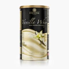 Vanilla Whey Lata 900g - Essential Nutrition
