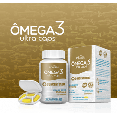 Equaliv Omega 3 Ultra 60 caps gel