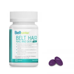 Belt Hair Nail and Skin Plus 30 Cápsulas Gelatinosas