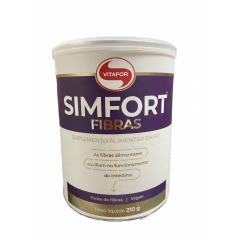 Simfort Fibras lata 210g - Vitafor